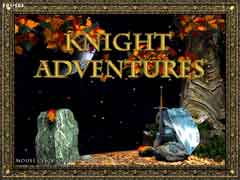 Knight Adventures - history is beginning...